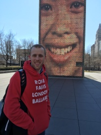 Crown Fountain at Millennium Park